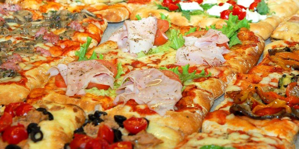 Pizza - Flunch Italia