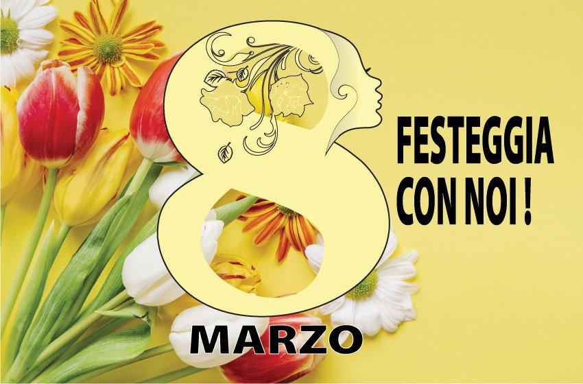 8-Marzo-Festa della donna Flunch