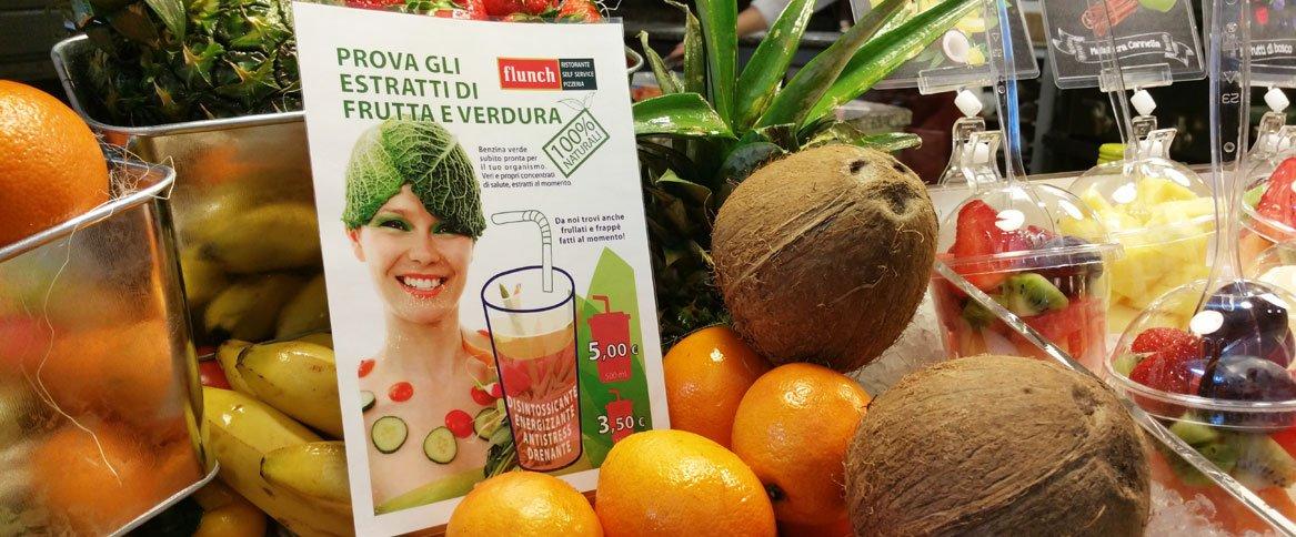 Estratti di frutta e verdura, Frullati e frappè, Yogurt Mix