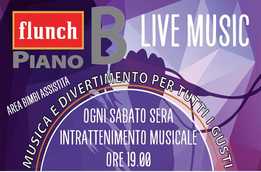 Eventi Flunch collegno Serate musicali