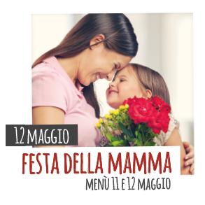 Flunch Festa della mamma