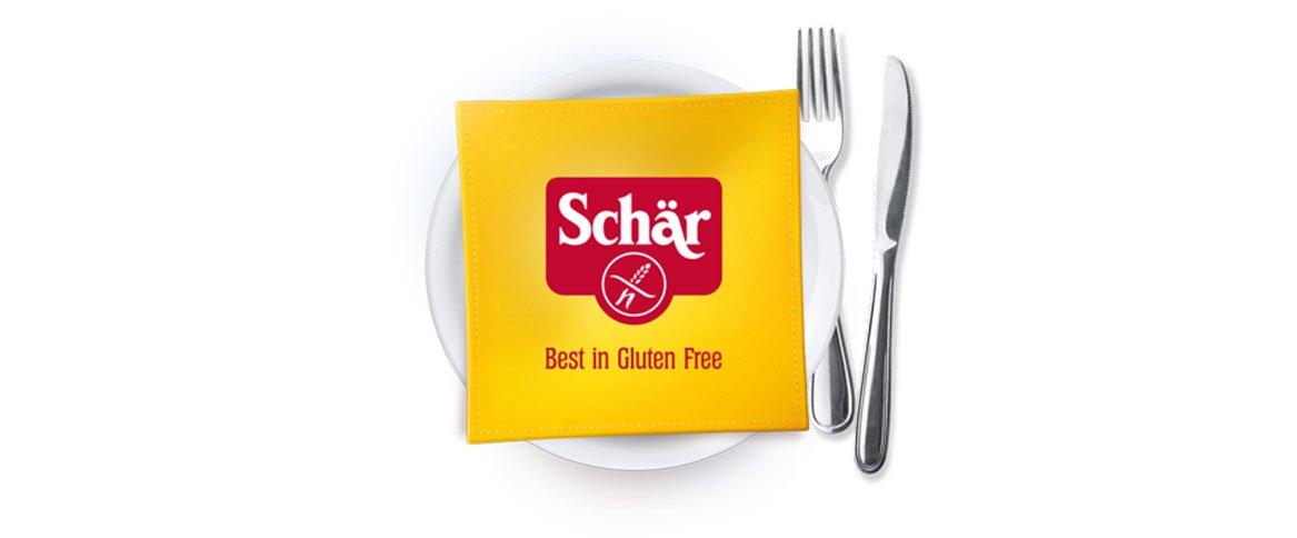 Flunch senza glutine Schar