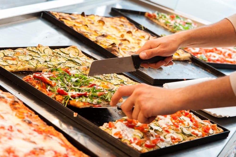 Pizza al taglio Flunch
