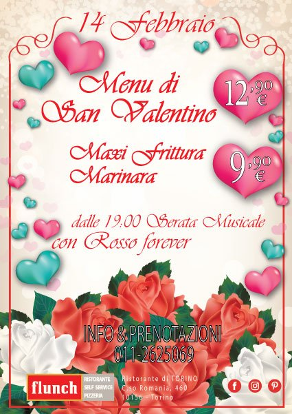 TORINO San Valentino