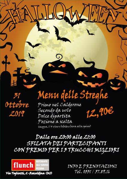 Halloween Rescaldina