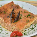 Lasagna di Pesce