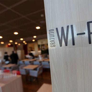 Wifi-Gratuito-illimitato Flunch Collegno